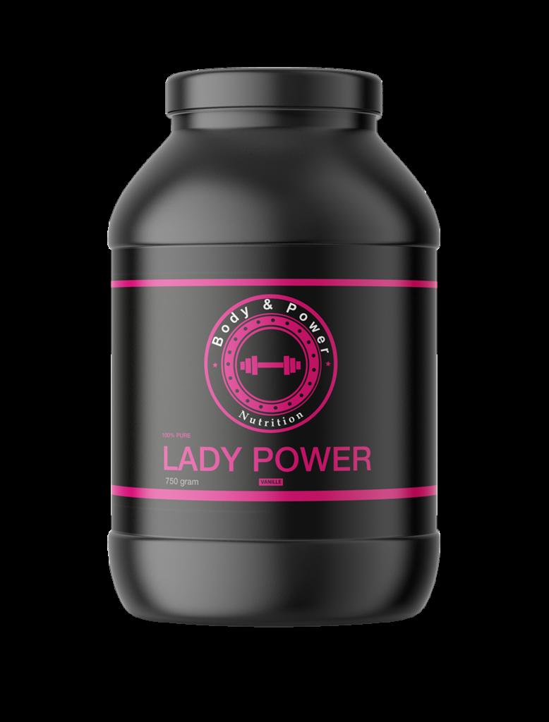proteine shake voor vrouwen