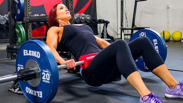 Waarom elke vrouw de Hip Thrust oefening moet doen