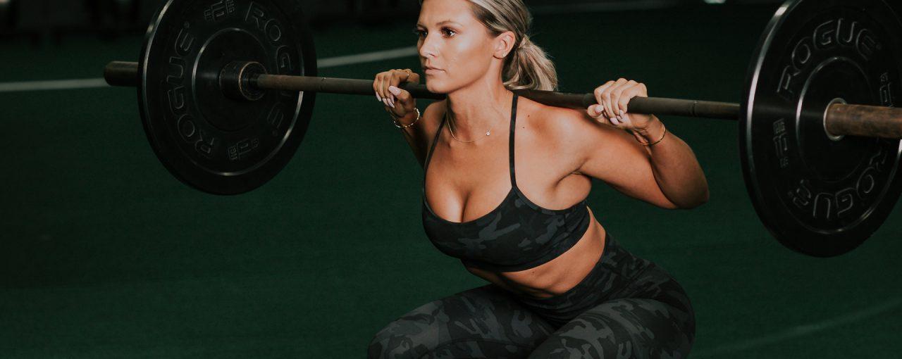 Waarom is de squat oefening zo belangrijk voor een vrouw?