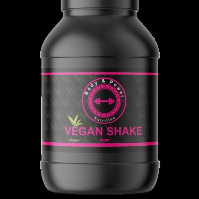 Vegan eiwitshake
