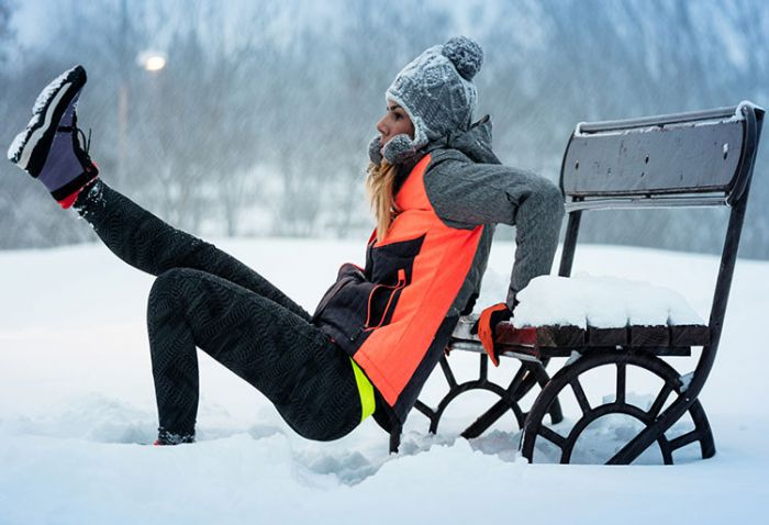 Waarom worden vrouwen dikker in de winter?