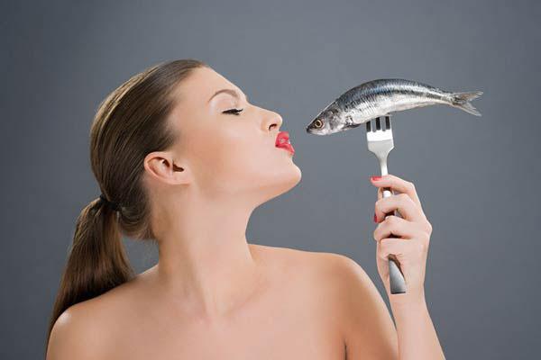 Welke vissoorten zijn het beste voor vrouwen om te eten?