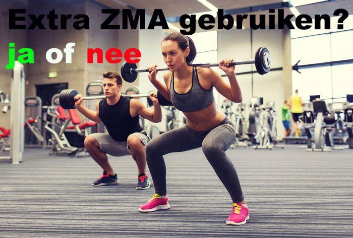 Wel of geen ZMA gebruiken?