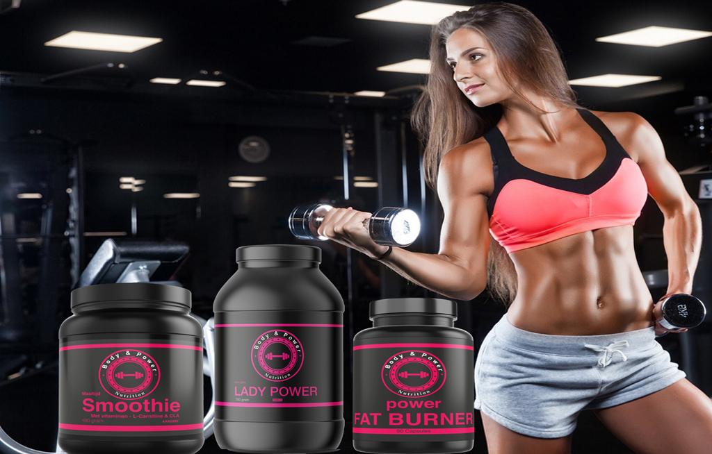 supplementen voor vrouwen