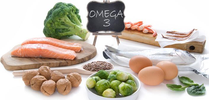 Niet afvallen door gebrek aan Omega 3