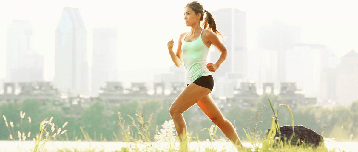 kun je met hardlopen afvallen