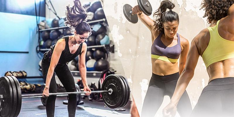 Hoe moet je als vrouw spieren opbouwen