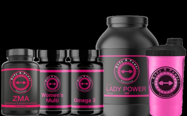 Women's Muscle pakket